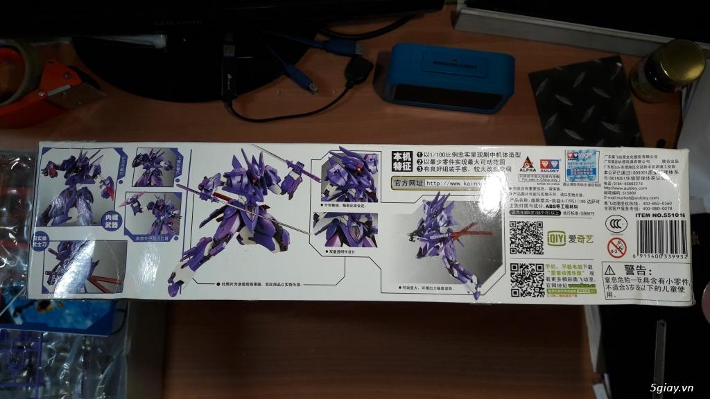 Mô hình Gundam ( Daban, TT hongli, DevilArts...) - 11