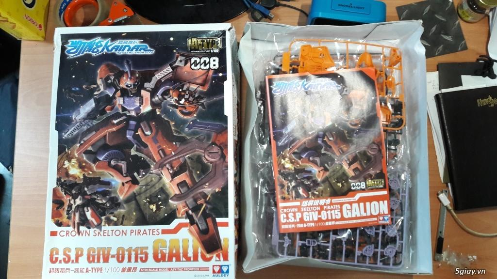 Mô hình Gundam ( Daban, TT hongli, DevilArts...) - 7