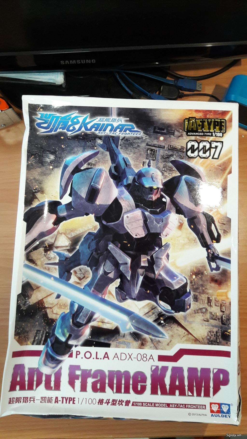 Mô hình Gundam ( Daban, TT hongli, DevilArts...) - 4