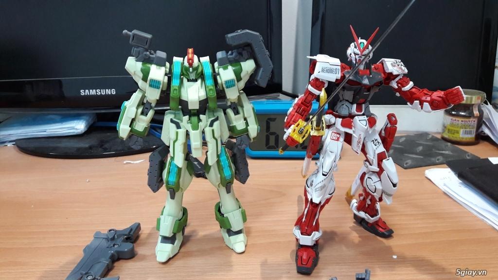 Mô hình Gundam ( Daban, TT hongli, DevilArts...) - 1