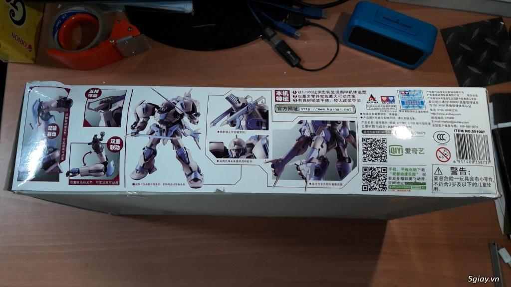 Mô hình Gundam ( Daban, TT hongli, DevilArts...) - 6