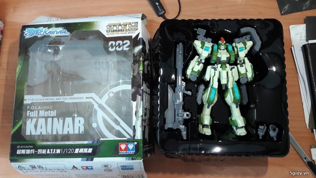 Mô hình Gundam ( Daban, TT hongli, DevilArts...) - 2