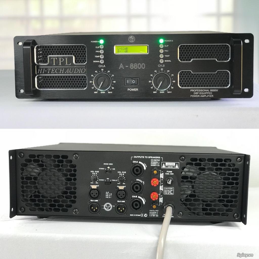 Thiên Phước Lộc Audio : Chuyển sản xuất ampli , loa công suất lớn - 8