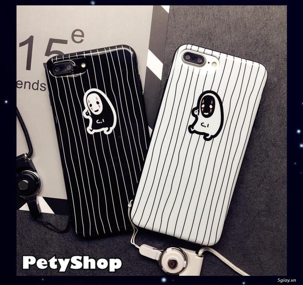 Ốp lưng iPhone 6 6S 6Plus 6SPlus 7 8 7Plus 8Plus X độc lạ dễ thương - 35