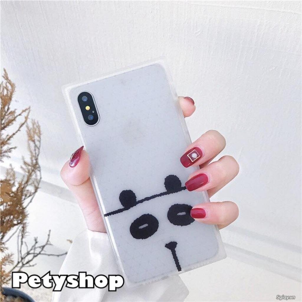 Ốp lưng iPhone 6 6S 6Plus 6SPlus 7 8 7Plus 8Plus X độc lạ dễ thương - 15
