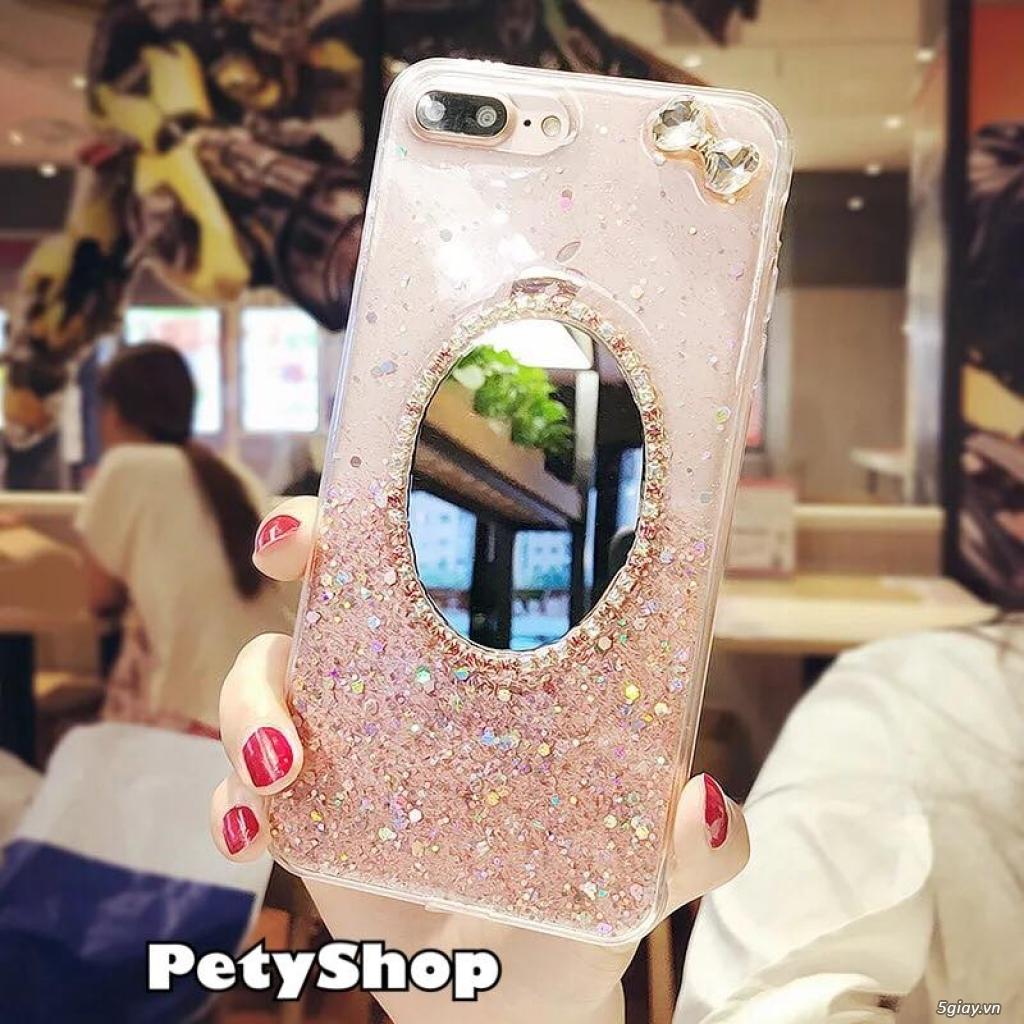 Ốp lưng iPhone 6 6S 6Plus 6SPlus 7 8 7Plus 8Plus X độc lạ dễ thương - 11
