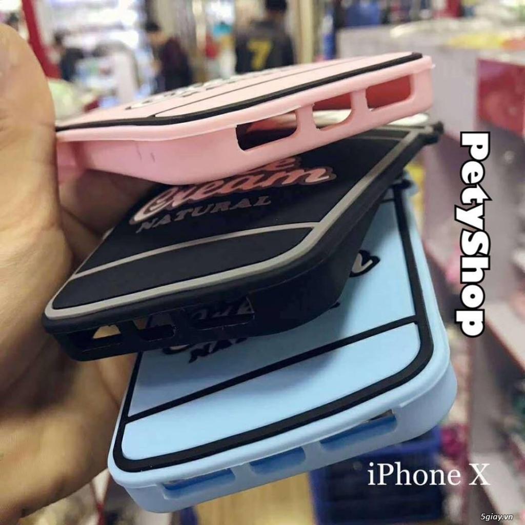 Ốp lưng iPhone 6 6S 6Plus 6SPlus 7 8 7Plus 8Plus X độc lạ dễ thương - 42