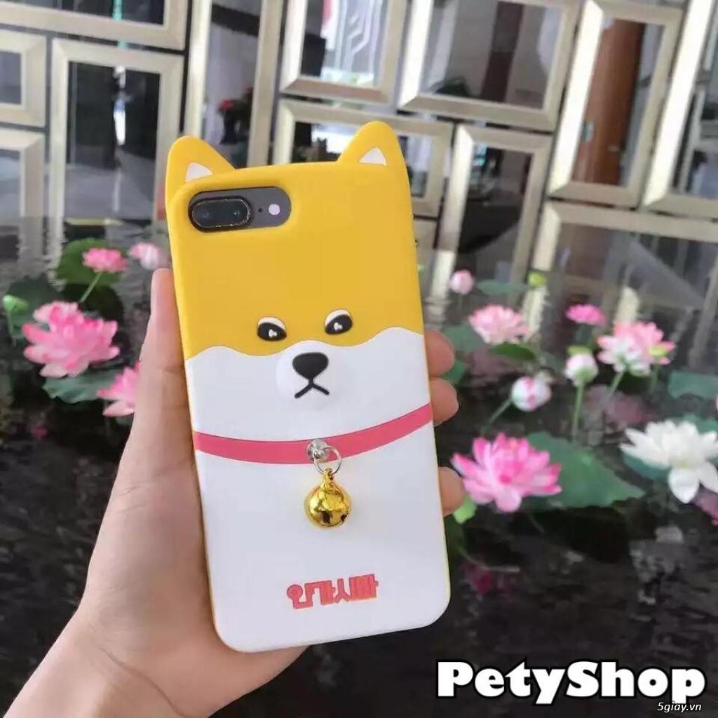 Ốp lưng iPhone 6 6S 6Plus 6SPlus 7 8 7Plus 8Plus X độc lạ dễ thương - 40