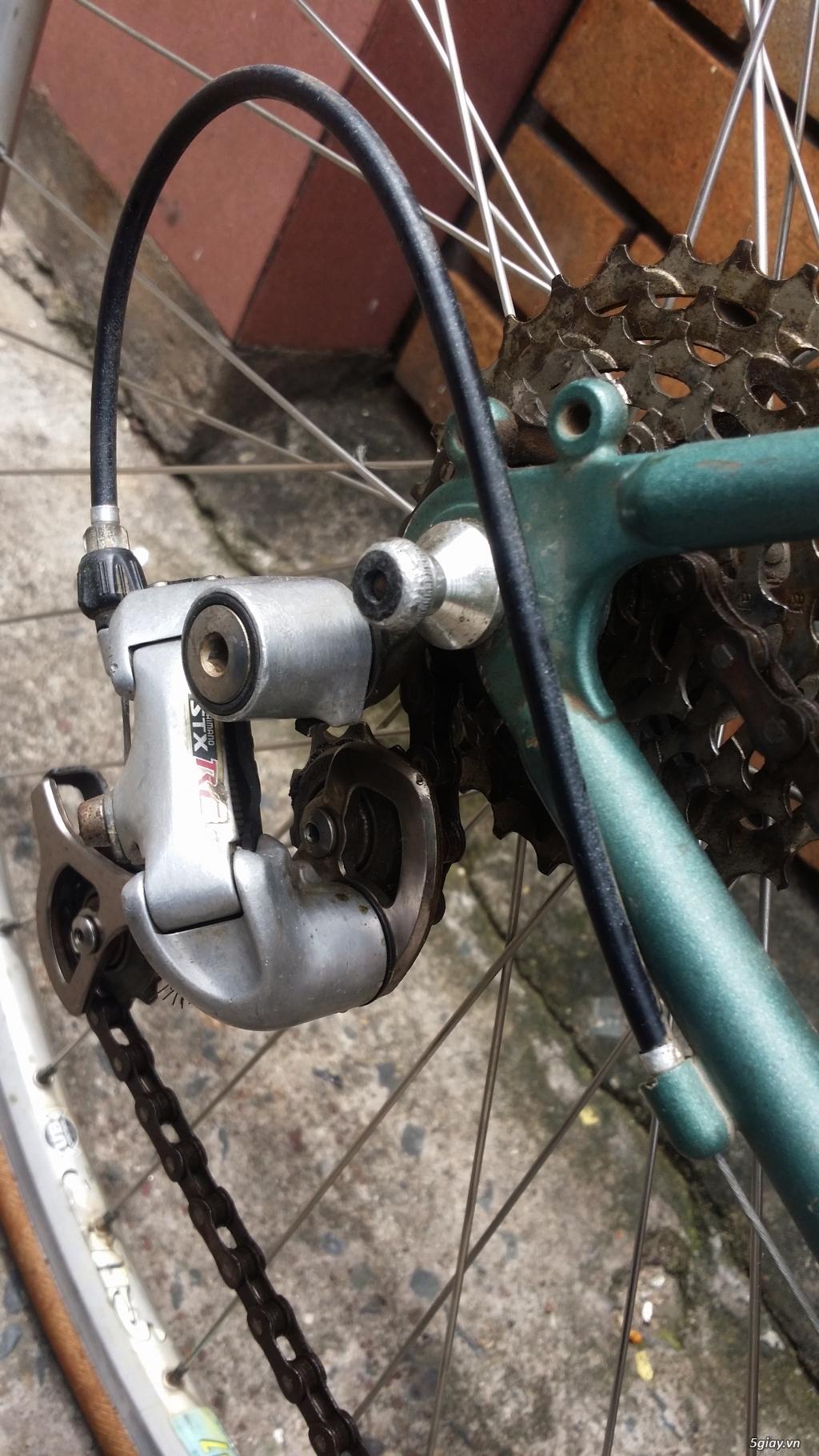 Xe đạp Decathlon cổ điển săn lùng từ France - 2