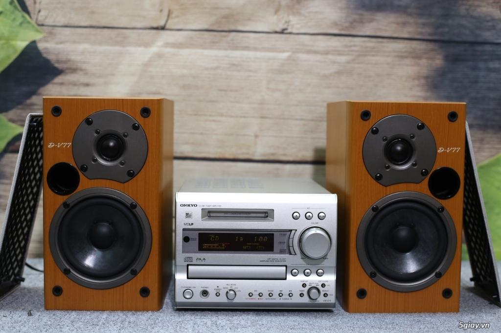 Đầu máy nghe nhạc MINI Nhật đủ các hiệu: Denon, Onkyo, Pioneer, Sony, Sansui, Kenwood - 10
