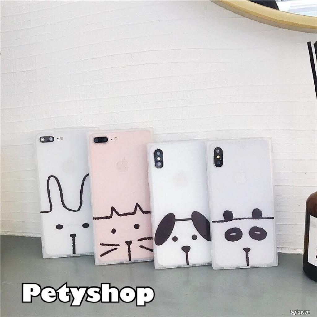 Ốp lưng iPhone 6 6S 6Plus 6SPlus 7 8 7Plus 8Plus X độc lạ dễ thương - 16