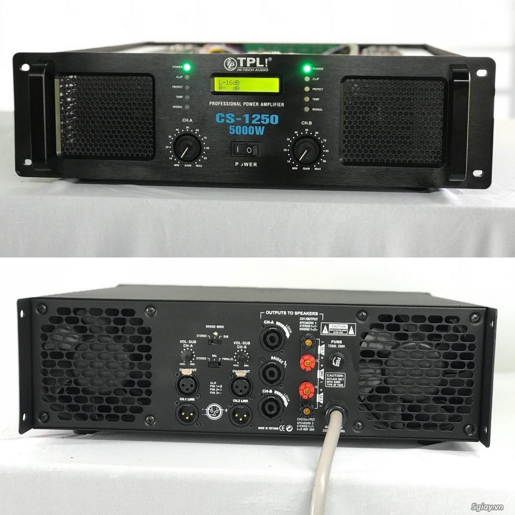 Thiên Phước Lộc Audio : Chuyển sản xuất ampli , loa công suất lớn - 2