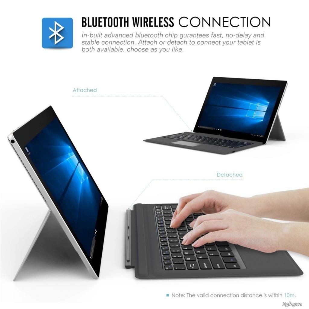Microsoft Surface Pro 3 & Pro 4 & Pro 2017 không nhận bàn phím - 4