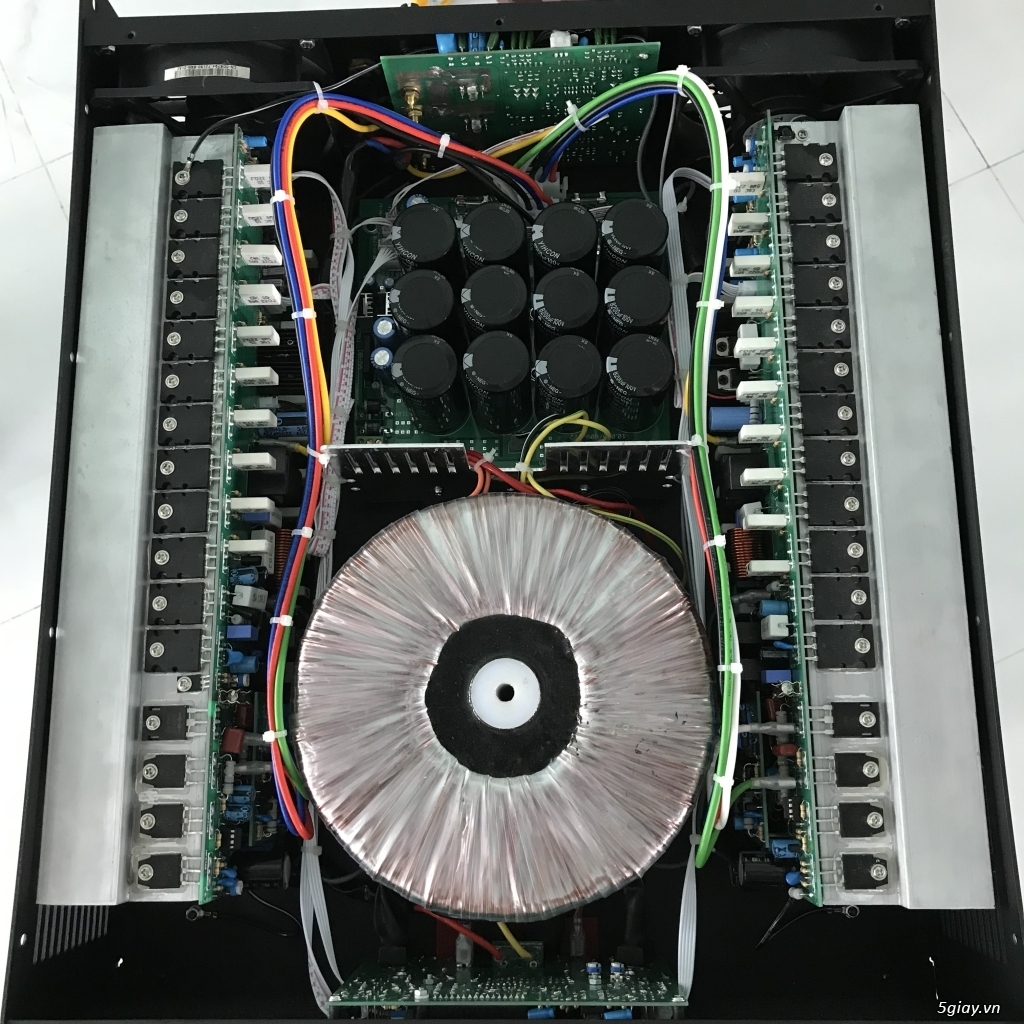 Thiên Phước Lộc Audio : Chuyển sản xuất ampli , loa công suất lớn - 10