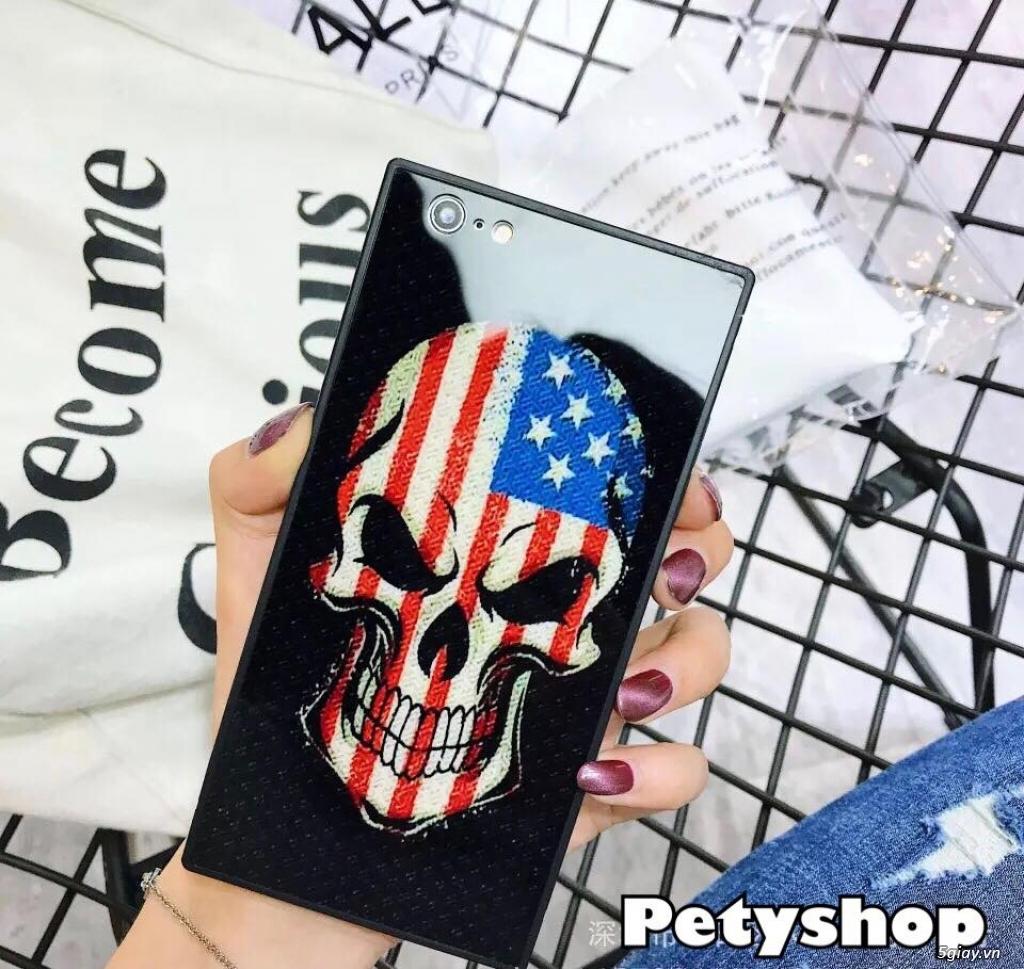 Ốp lưng iPhone 6 6S 6Plus 6SPlus 7 8 7Plus 8Plus X độc lạ dễ thương - 19