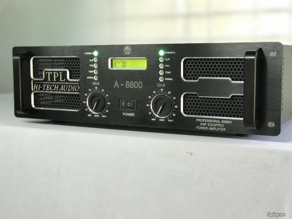 Thiên Phước Lộc Audio : Chuyển sản xuất ampli , loa công suất lớn - 9