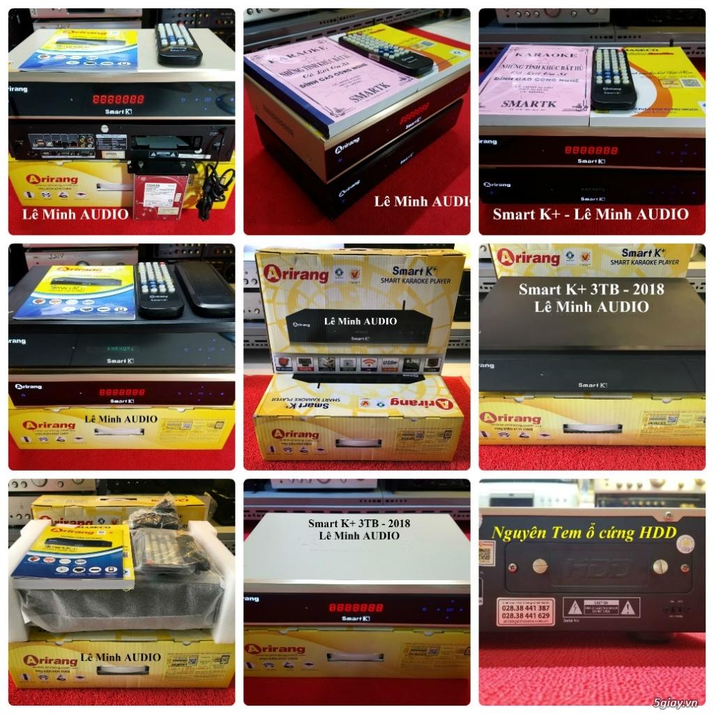 Đầu KaraOke Arirang 3600 Deluxe A - SmartK - 3600 HDMI - AR3600 - AR3600S - 3