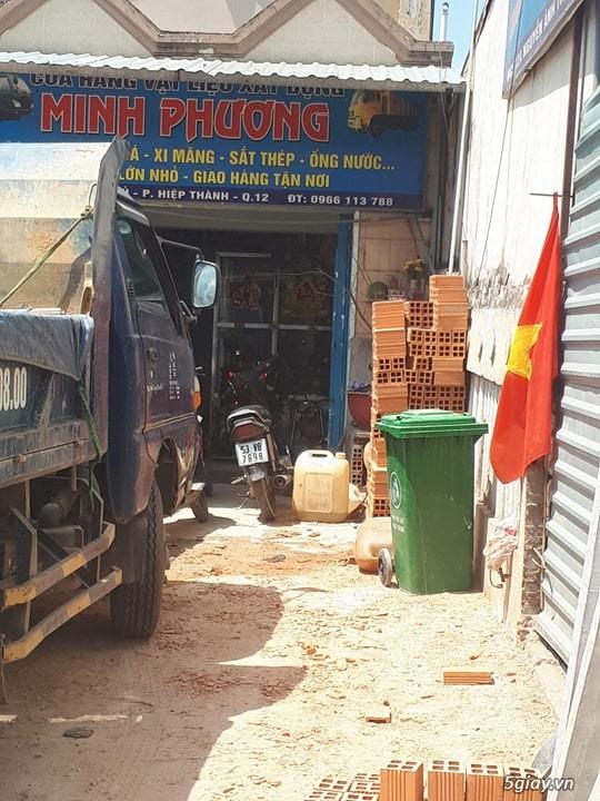 chính chủ , bán gấp mặt tiền Nguyễn Ảnh Thủ . Q12