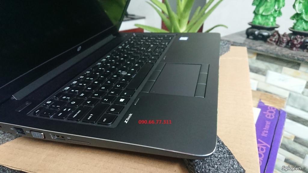 Hp Zbook 15 G4,Xeon 3ghz V6,ram 16g,Quadro 2200m ,ssd-m2.1tb,sim 4G - 13
