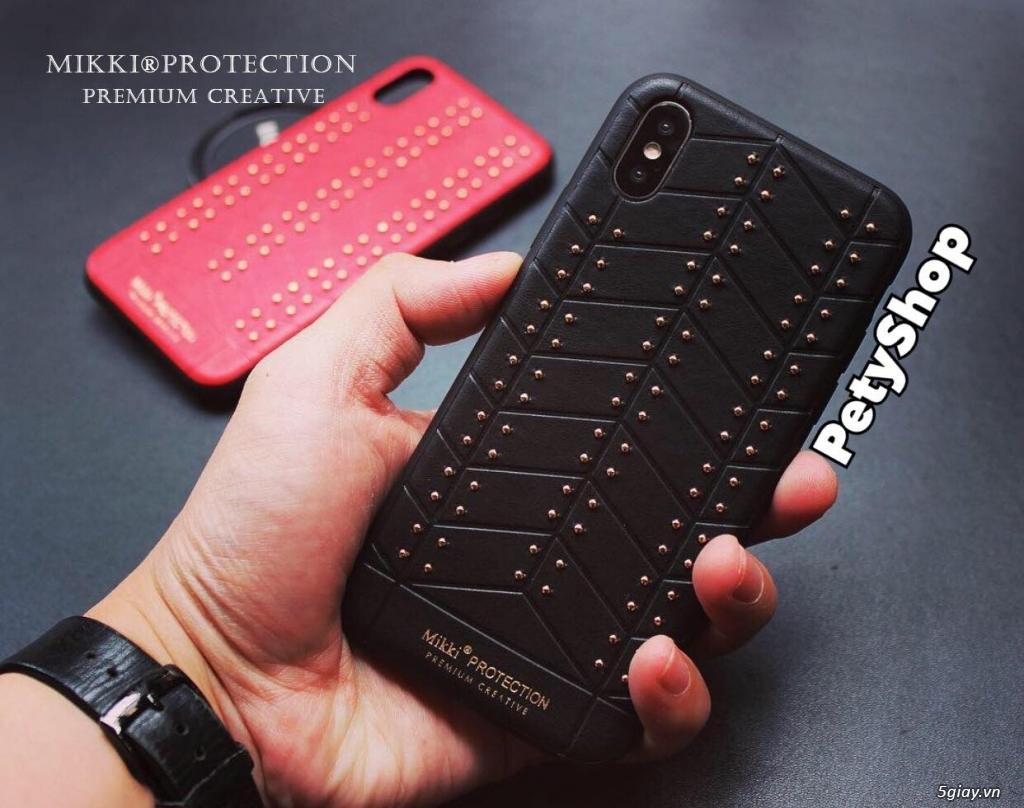 Ốp lưng iPhone 6 6S 6Plus 6SPlus 7 8 7Plus 8Plus X độc lạ dễ thương - 18