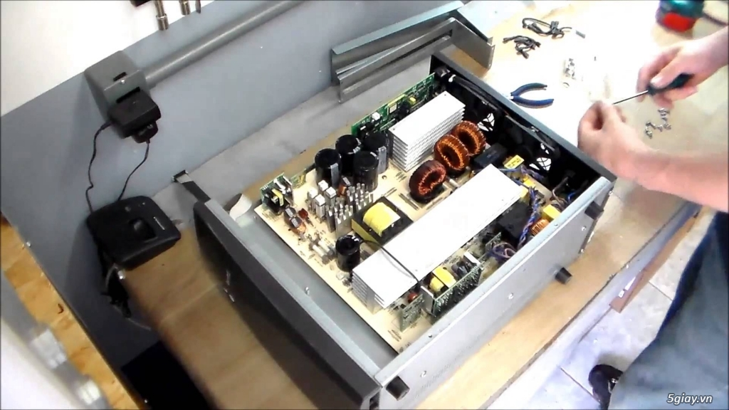 Emerson Liebert GXT-MT Plus 10000VA/8000W Cũ - 2