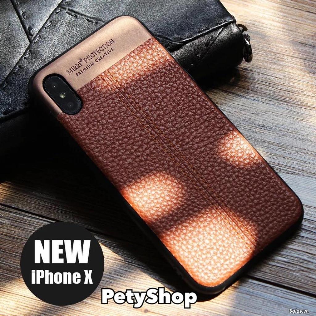 Ốp lưng iPhone 6 6S 6Plus 6SPlus 7 8 7Plus 8Plus X độc lạ dễ thương - 24
