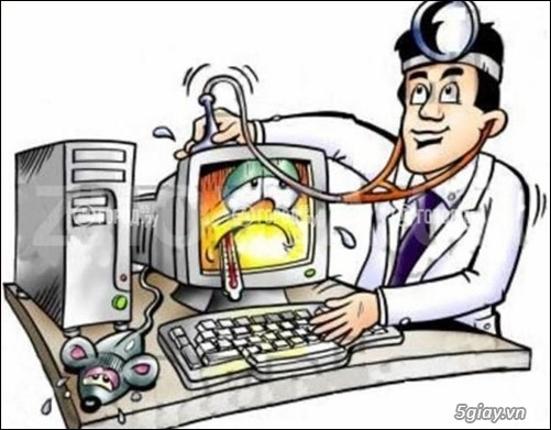 Sửa máy tính tại nhà Hà Nội Uy Tín – Chuyên Nghiệp - 1