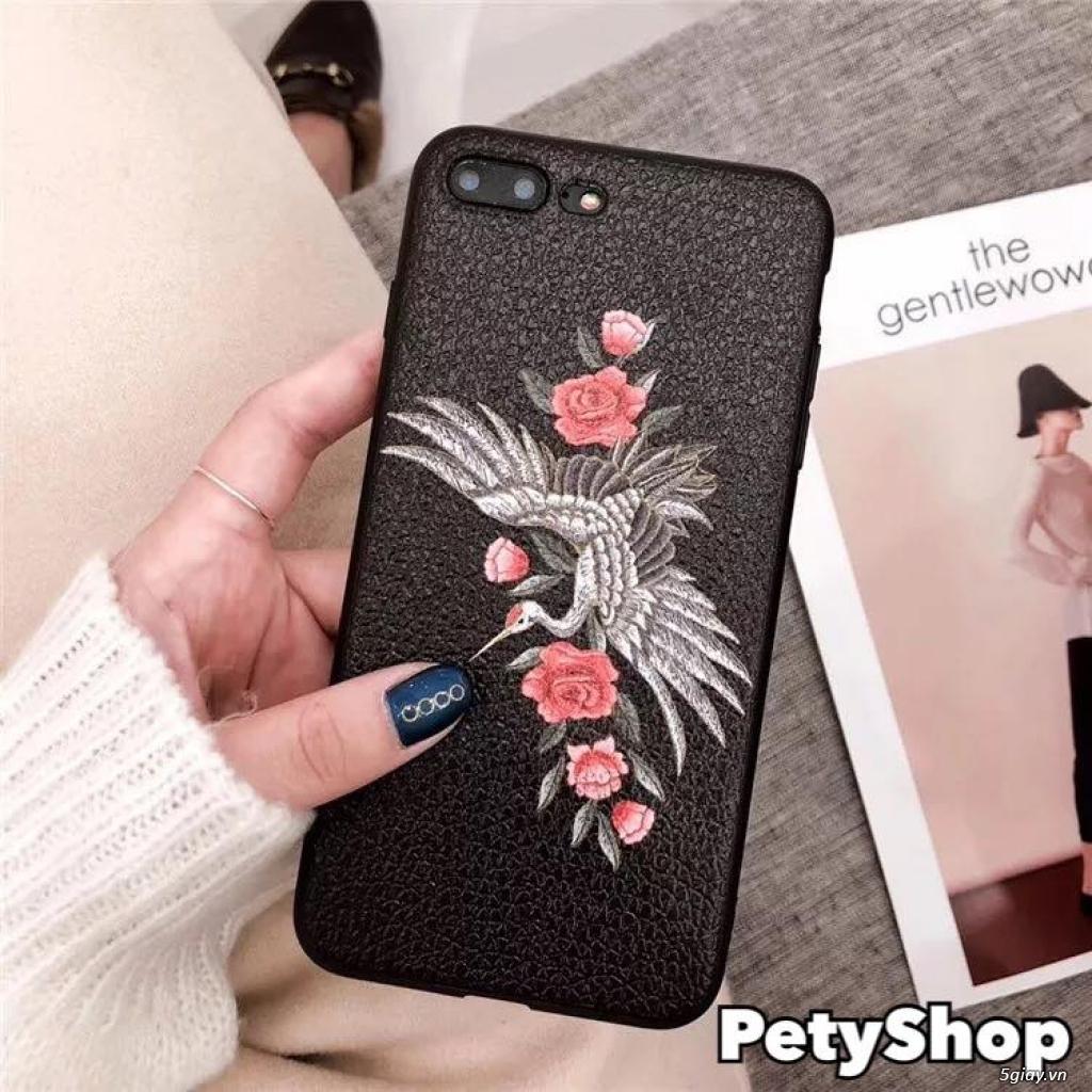 Ốp lưng iPhone 6 6S 6Plus 6SPlus 7 8 7Plus 8Plus X độc lạ dễ thương - 6