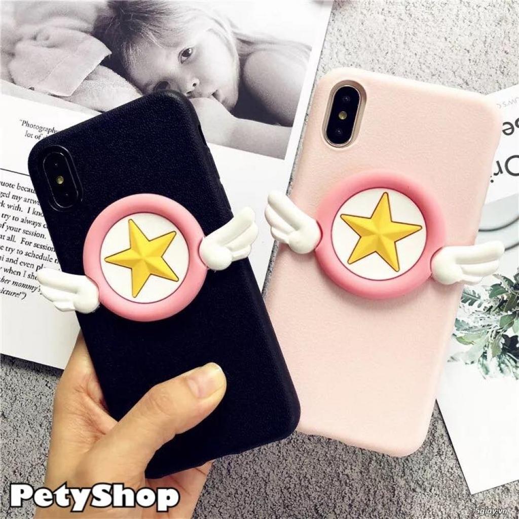 Ốp lưng iPhone 6 6S 6Plus 6SPlus 7 8 7Plus 8Plus X độc lạ dễ thương - 12