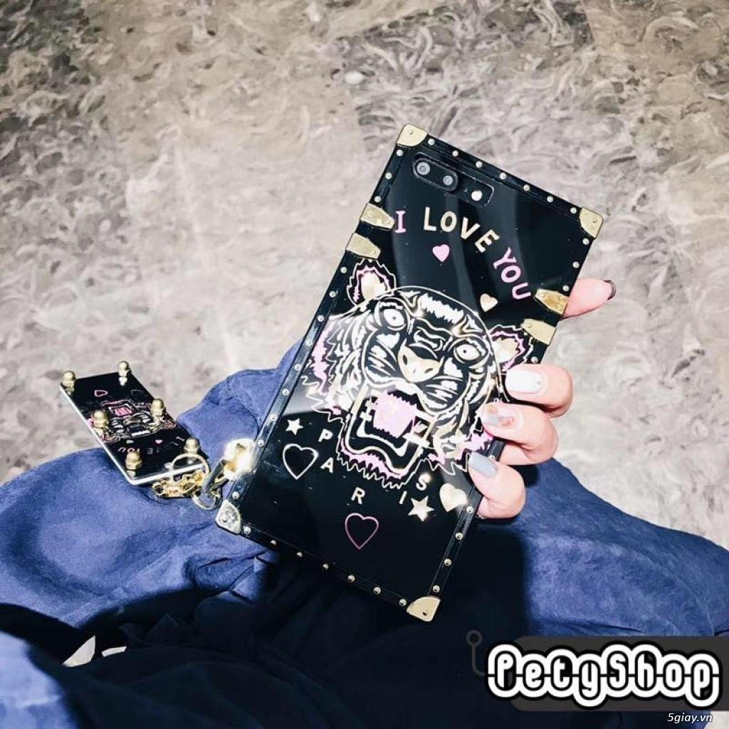 Ốp lưng iPhone 6 6S 6Plus 6SPlus 7 8 7Plus 8Plus X độc lạ dễ thương - 44