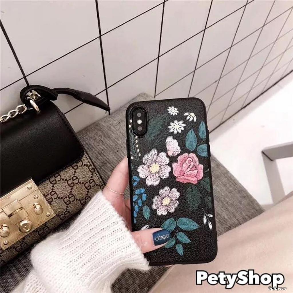 Ốp lưng iPhone 6 6S 6Plus 6SPlus 7 8 7Plus 8Plus X độc lạ dễ thương - 7