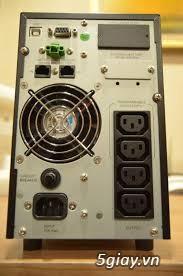 Emerson Liebert GXT-MT Plus 10000VA/8000W Cũ - 1