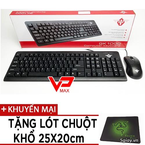 xả hàng Chuột bàn phím Game led giá chỉ 50k - 1