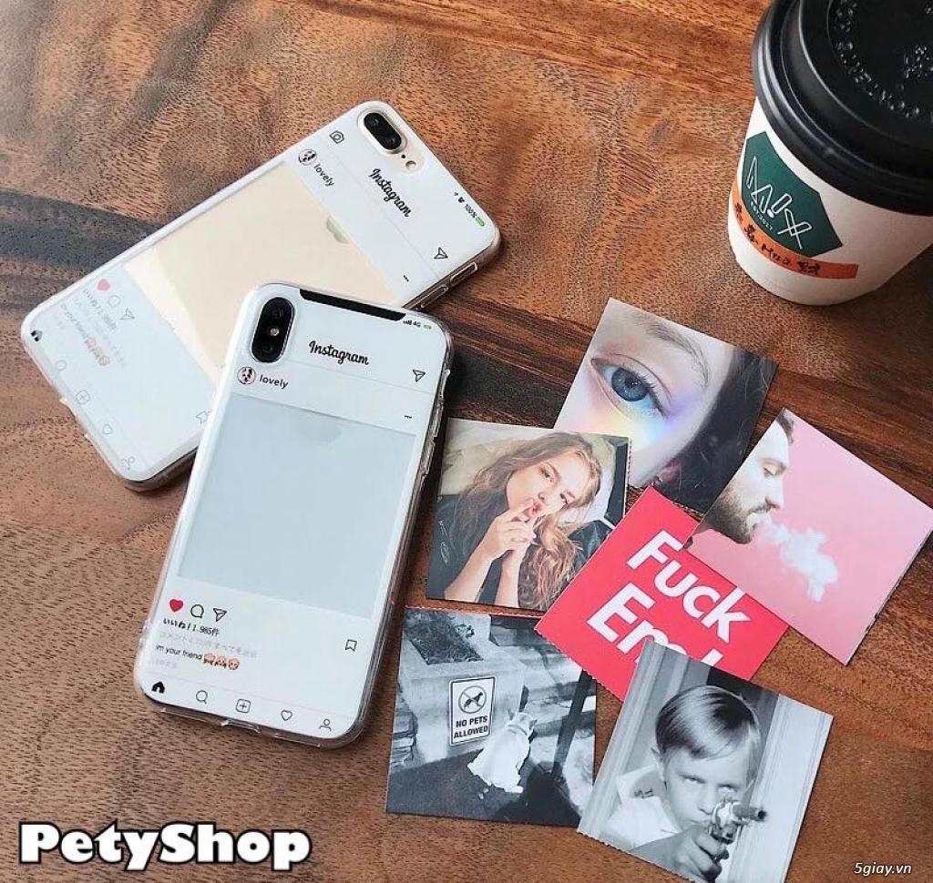 Ốp lưng iPhone 6 6S 6Plus 6SPlus 7 8 7Plus 8Plus X độc lạ dễ thương - 27