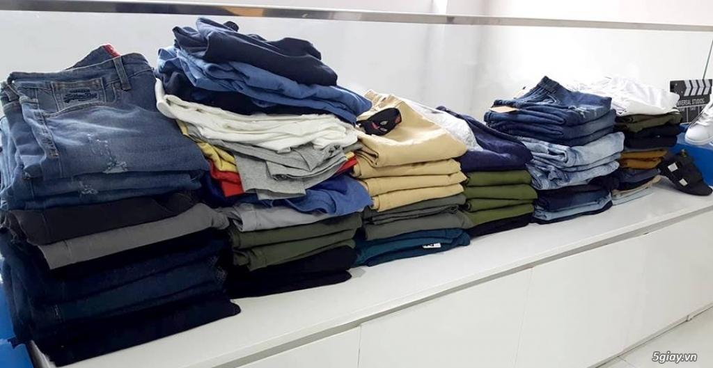 Thanh lý toàn bộ quần áo giá cực rẻ