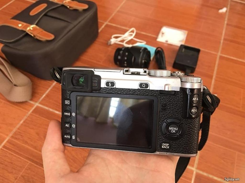 Fujifilm Xe2S + lens 18-55 - 3