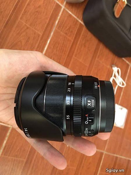 Fujifilm Xe2S + lens 18-55 - 5