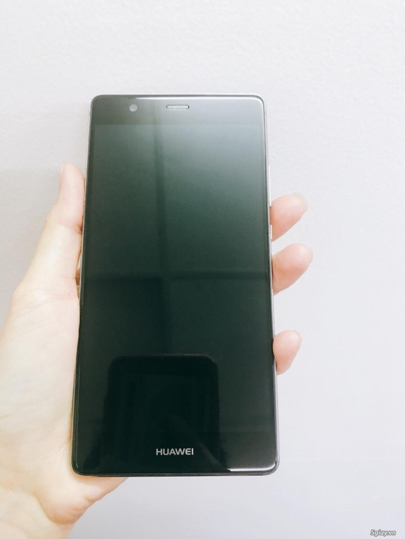 Huawei P9 Plus xám 2sim ram 4G, 128GB - 2