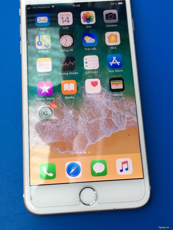 Iphone 6 Plus 64GB Quốc Tế, không Vân Tay mới 95% chính hãng - 4