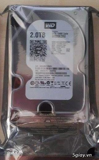 Bán vài em HDD từ 1TB đến 8TB hiệu WD, Toshiba.