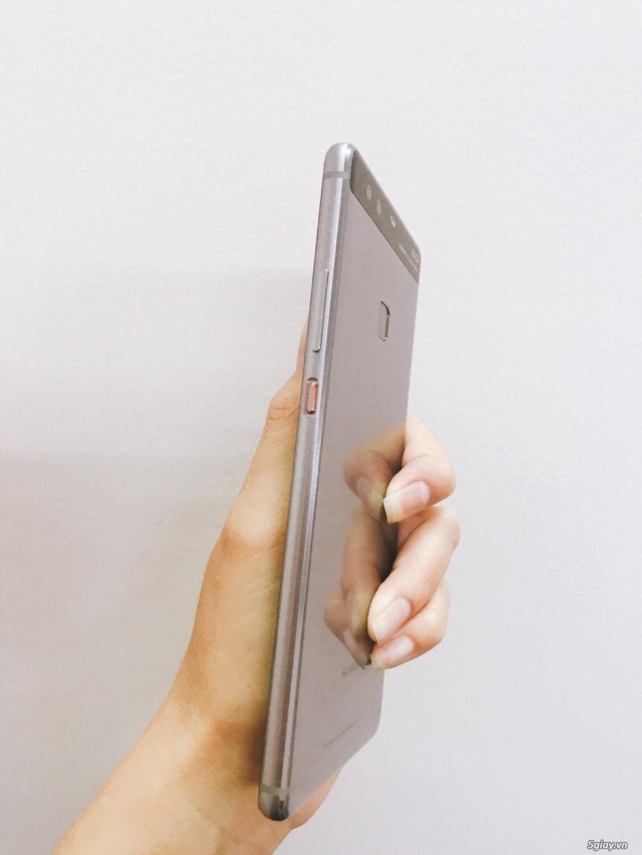 Huawei P9 Plus xám 2sim ram 4G, 128GB - 1