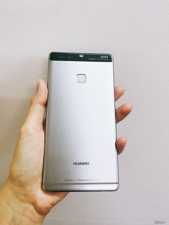 Huawei P9 Plus xám 2sim ram 4G, 128GB - 4