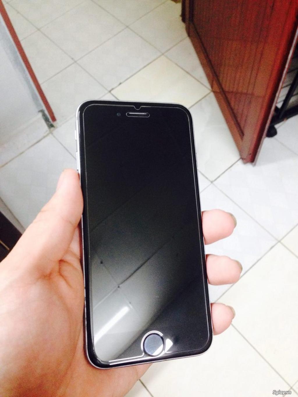 Cần bán Iphone 6 silver 64GB nữ xài kỹ - 3