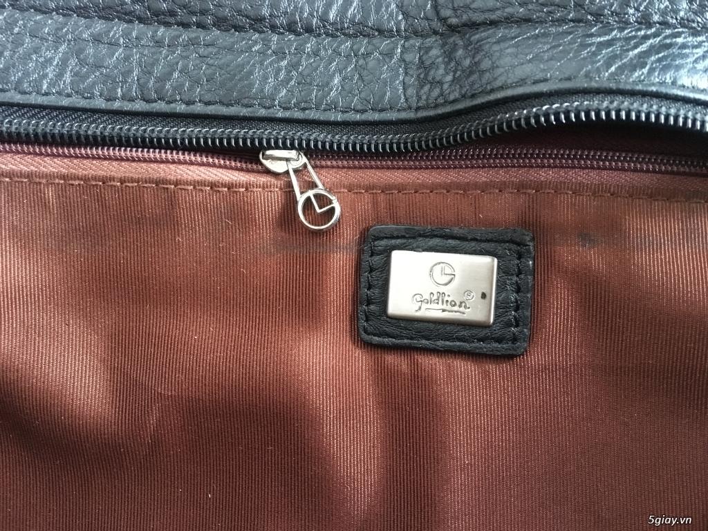 Topic túi cặp da nam, nhiều kiểu đa dạng - 48