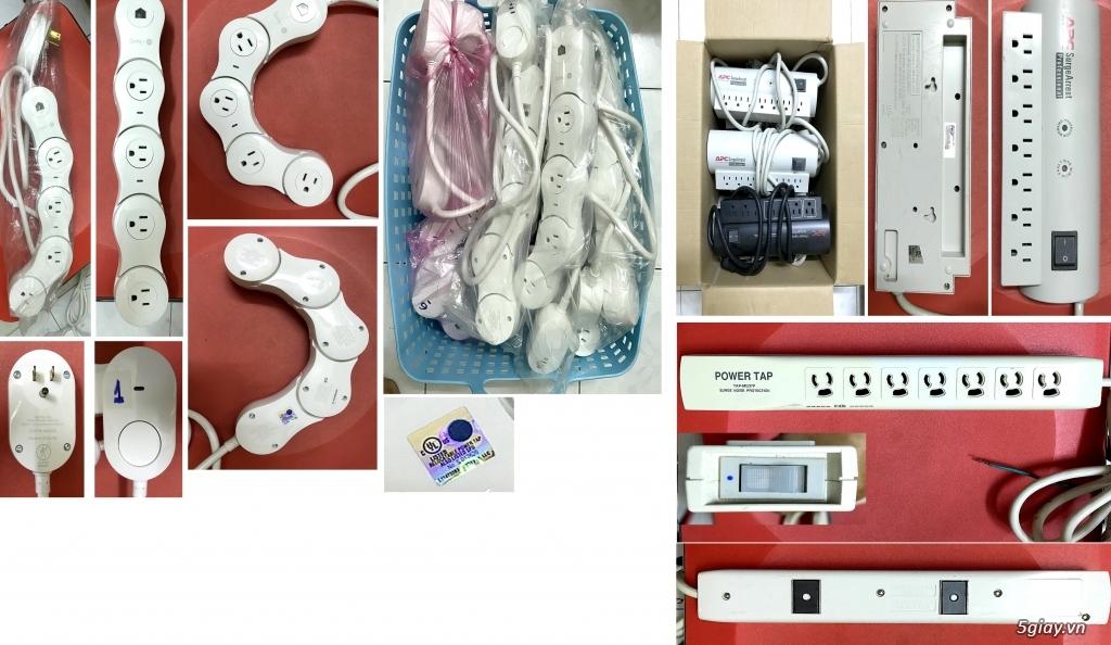 Box chống nhĩu/lọc điện,Biến áp cách li,DVD portable,LCD mini,ampli,loa,equalizer.... - 24