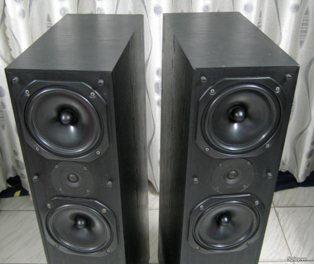 Amplifier - Loa - CDP...