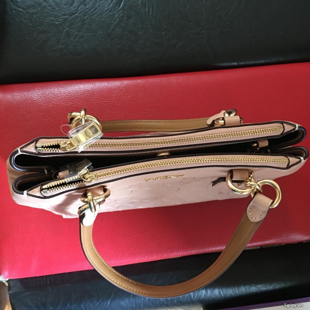 Túi coach nữ chính hãng mới 100% hàng xách tay mỹ - 6