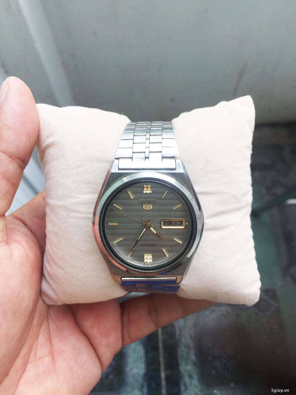 Cần bán đồng hồ nam seiko automatic