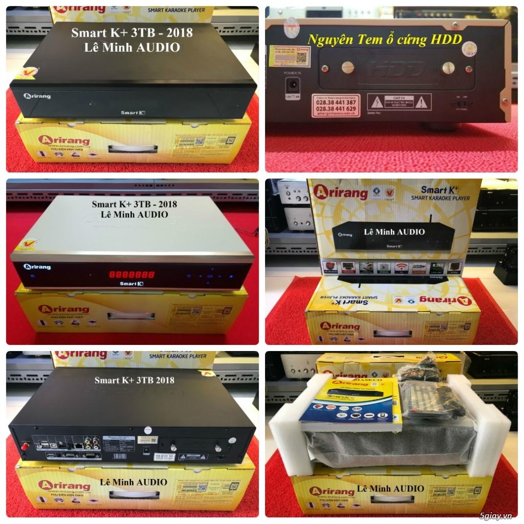 Đầu KaraOke Arirang 3600 Deluxe A - SmartK - 3600 HDMI - AR3600 - AR3600S - 28