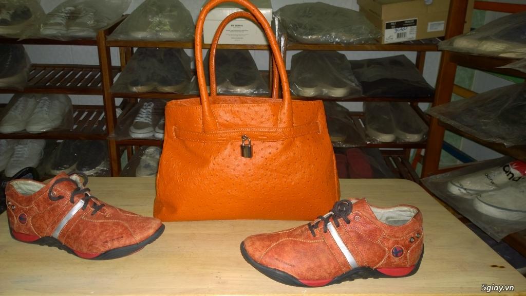 XẢ lô hàng chuyên giầy xuất khẩu tồn kho - 49